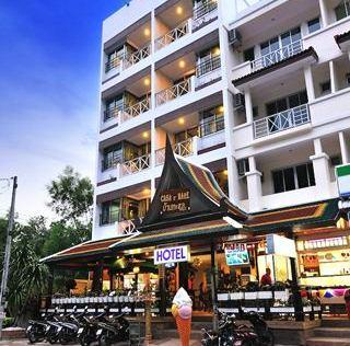 Phuket Guest Friendly Hotels - Casa E Mare Hotel