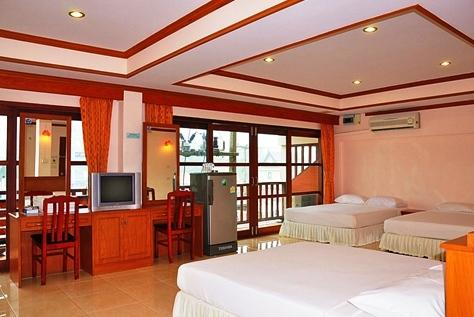 Guest Friendly Hotel in Koh Chang - Alina Grande Hotel & Resort