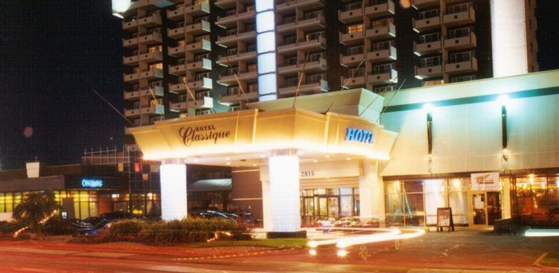 Hotel classique quebec city compare deals for Design hotel quebec city
