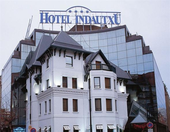 Silken Indautxu Hotel Отель Силкен Индотксу