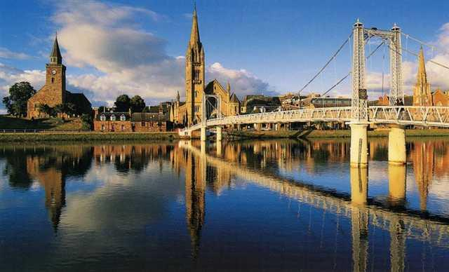 Inverness City Centre Hotels | Book Hotels Near River Nes