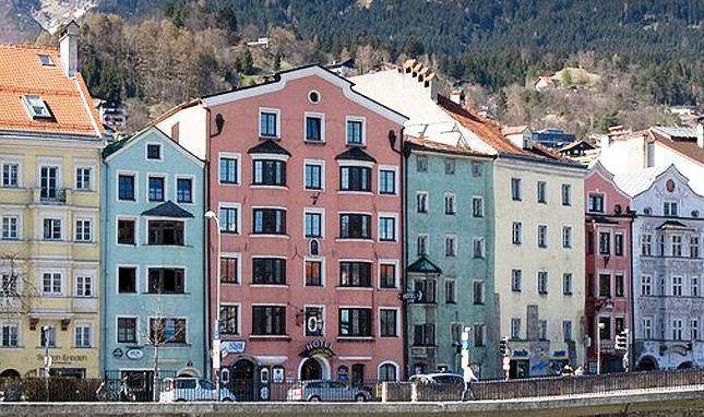 Hotel Mondschein Innsbruck