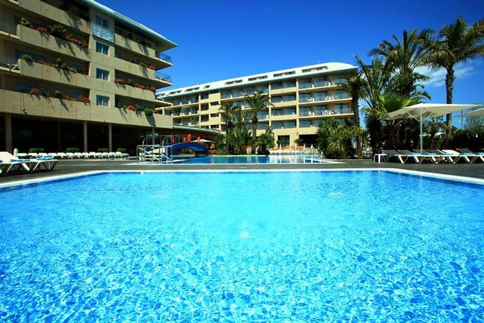 Aqua Hotel Onabrava Santa Susanna
