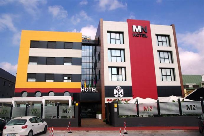 Hotel Malaga Nostrum Отель Малага Нострум