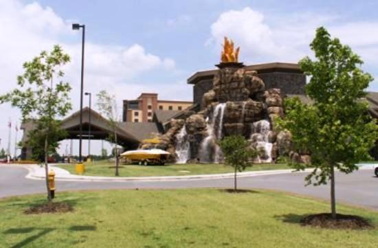 Cherokee Casino And Hotel West Siloam Springs