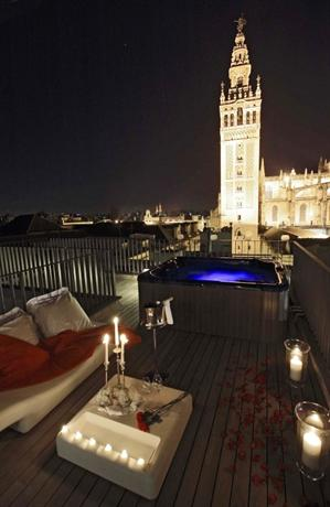 Eme Catedral Hotel Seville Compare Deals