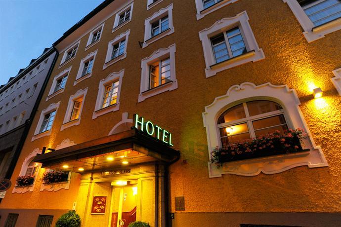 Hotel Markus Sittikus
