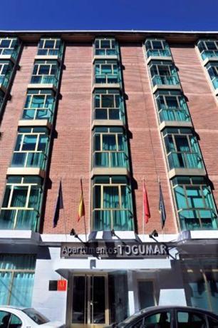 Apartamentos Sercotel Togumar
