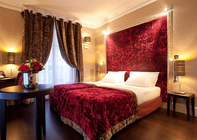 Hôtel Ares Paris