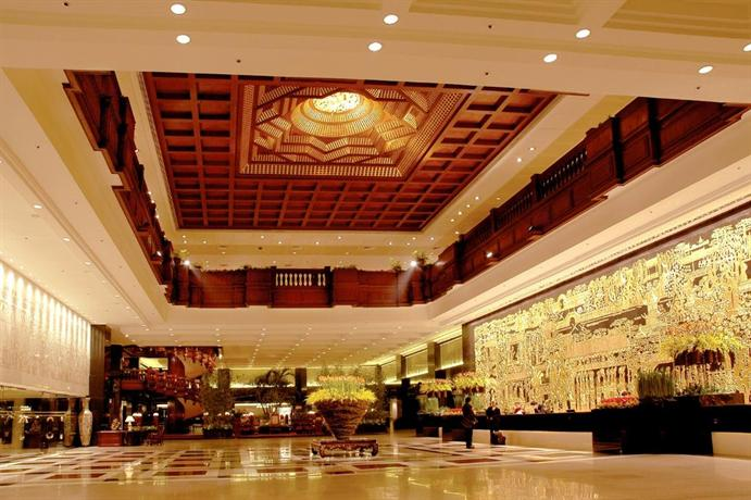 Awesome About The Garden Hotel Guangzhou Design