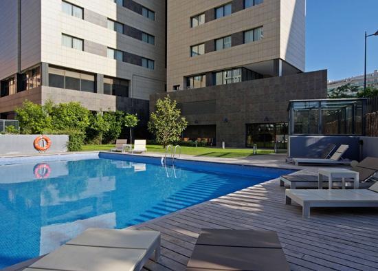 Tryp Valencia Oceanic Hotel