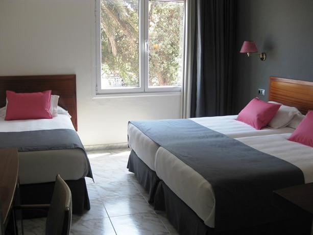 Hotel Parque Las Palmas de Gran Canaria Отель Паркве Гран-Канария