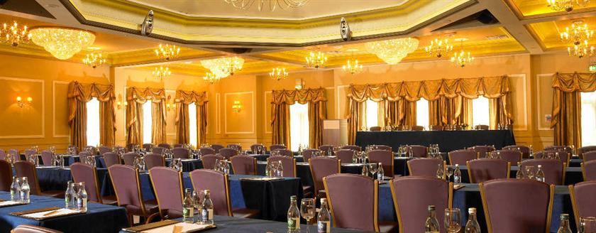 Castlecourt Hotel Westport Spa