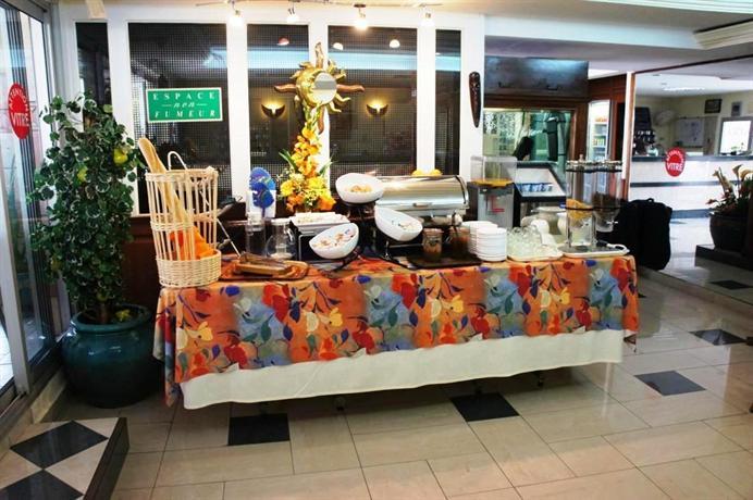 Hotel Central Saint Denis La Reunion