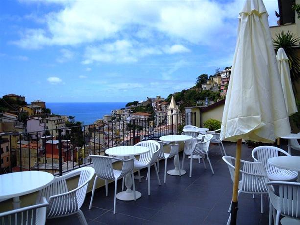 Hotel Villa Argentina Cinque Terre