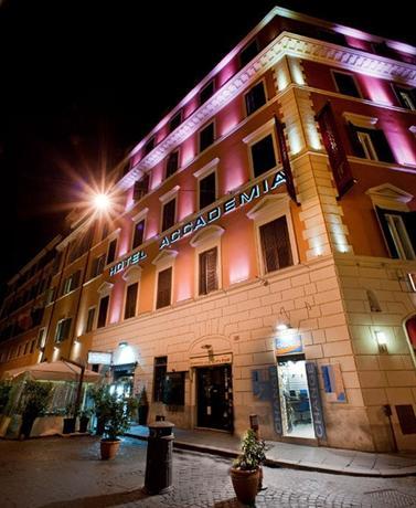 Hotel Accademia Rome