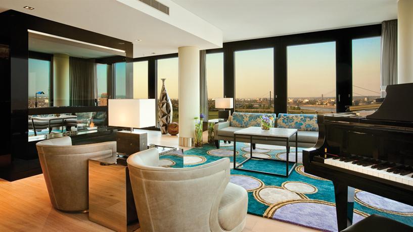 hyatt regency d sseldorf die g nstigsten angebote. Black Bedroom Furniture Sets. Home Design Ideas