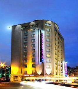 首都大飯店-小巨蛋館