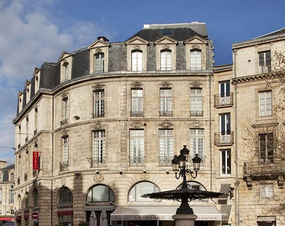 Coeur de City Hotel Bordeaux Clemenceau by Happyculture