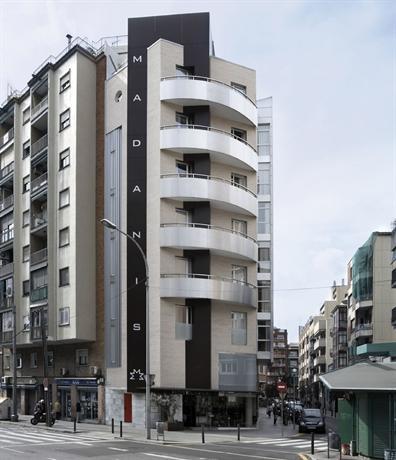 Hotel Madanis Barcelona