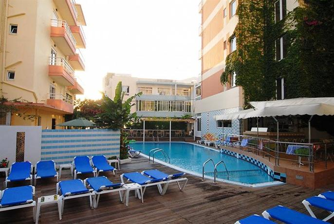 agla hotel rhodes rhodes city compare deals