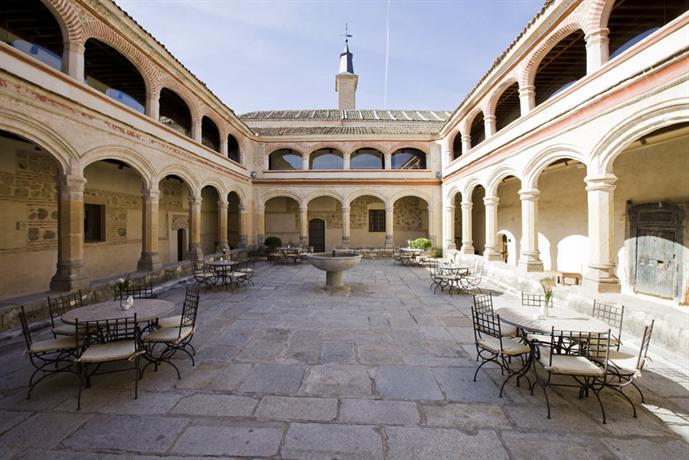 Hotel San Antonio El Real Segovia