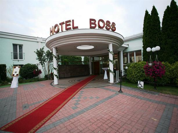 Hotel Boss Warsaw Compare Deals