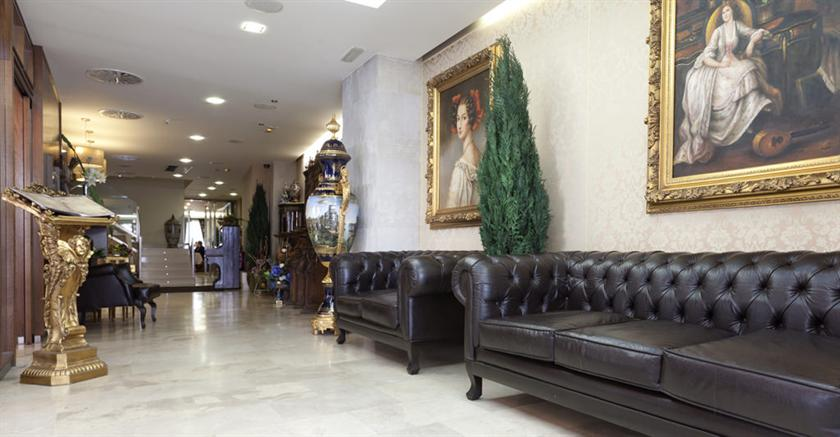 Hotel Centro Los Braseros Burgos