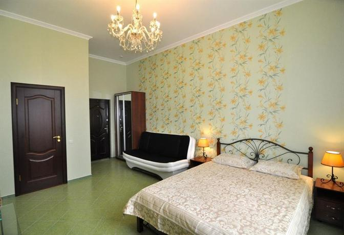 Voskhod Hotel Kiev