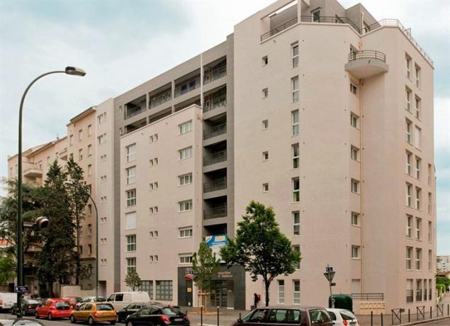 Appart City R 233 Sidence Lyon Villeurbanne Hotels Villeurbanne