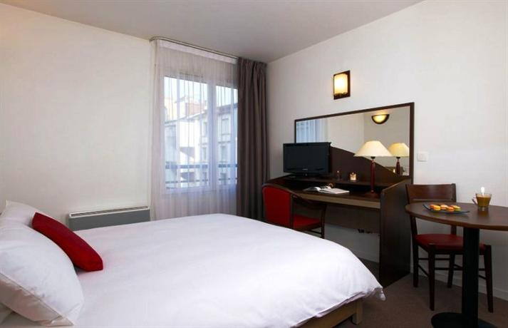 Appart 39 city paris clichy mairie compare deals for Appart hotel paris 17eme