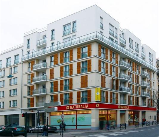 Appart 39 city paris clichy mairie compare deals for Appart city lausanne
