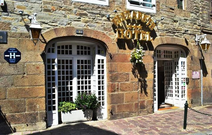 Hotel Elizabeth Saint-Malo