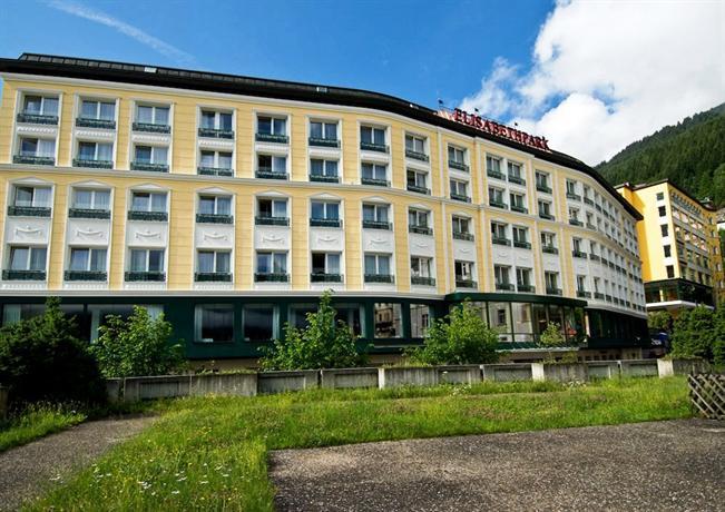 Hotel Elisabethpark Bad Gastein Compare Deals