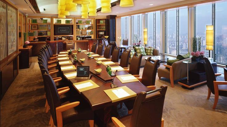 Grand Hyatt Shanghai Hotel