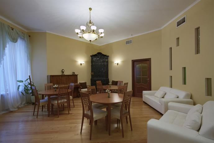 Shelfort Hotel St Petersburg