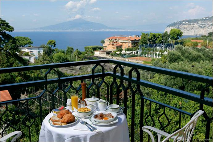 Grand Hotel De La Ville Sorrento - Compare Deals