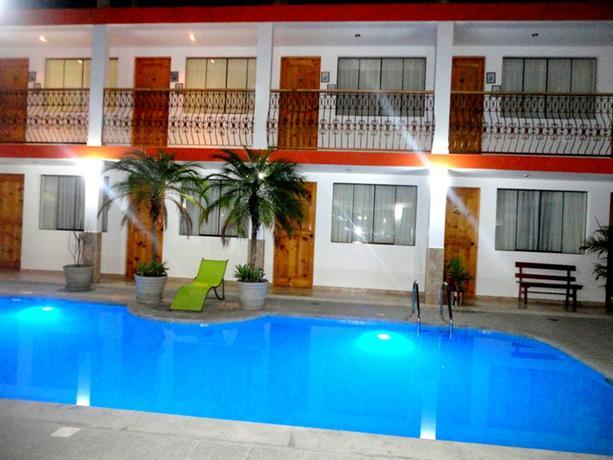 Hotel Las Flores Ica