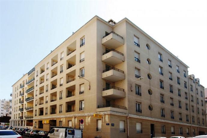 Appart'City Lyon Part-Dieu Garibaldi