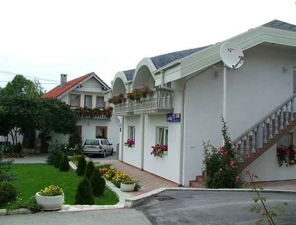 Hotel Villa Plitvicka Sedra