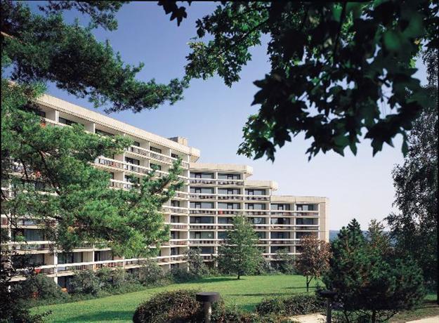 Hotel Sonnenhugel  Bad Kissingen Burgstrasse