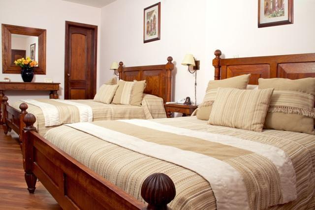 - Hotel Patio Andaluz, Quito - Compare Deals