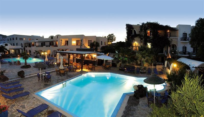 Hotel Mathios Village Santorini Recensioni
