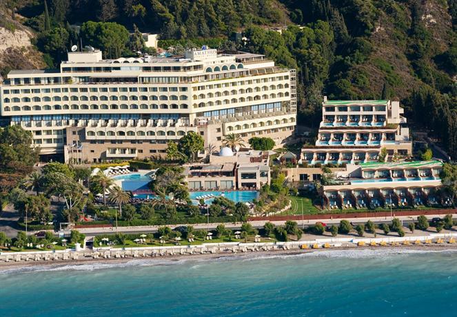 Hotel Amathus Beach Rhodos