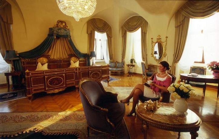 Wachau Valley: Hotel Schloss Duernstein