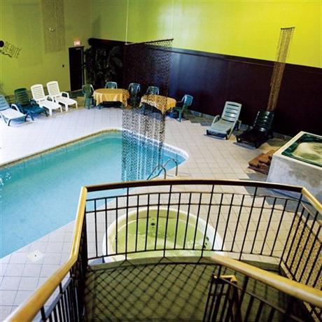 Hotel Shawinigan Avec Piscine
