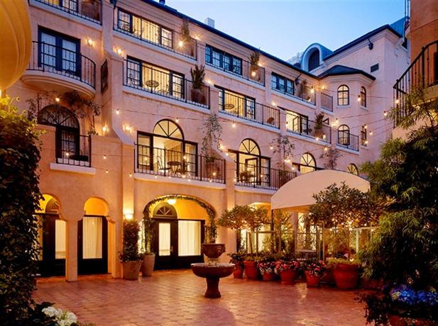 Garden Court Hotel Palo Alto - Compare Deals