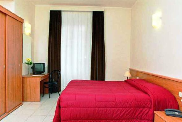 Hotel Principe Eugenio Rome