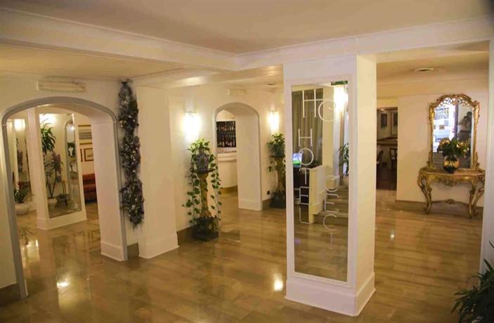 Cecil Hotel Rome