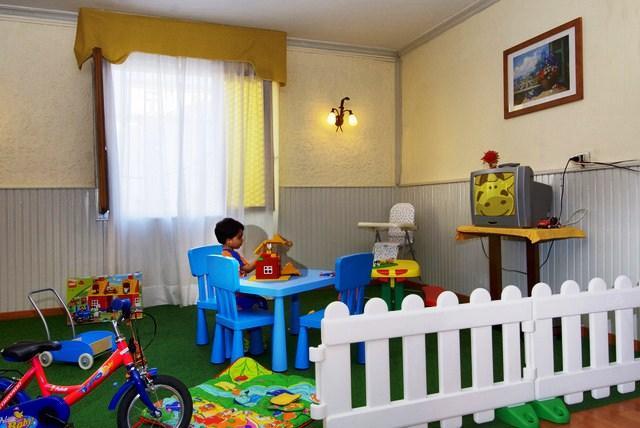 Hotel villa d 39 este buscador de hoteles grado italia for Hotel meuble villa patrizia grado